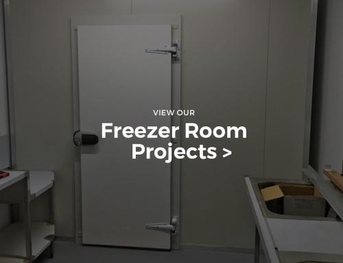 Freezer Rooms