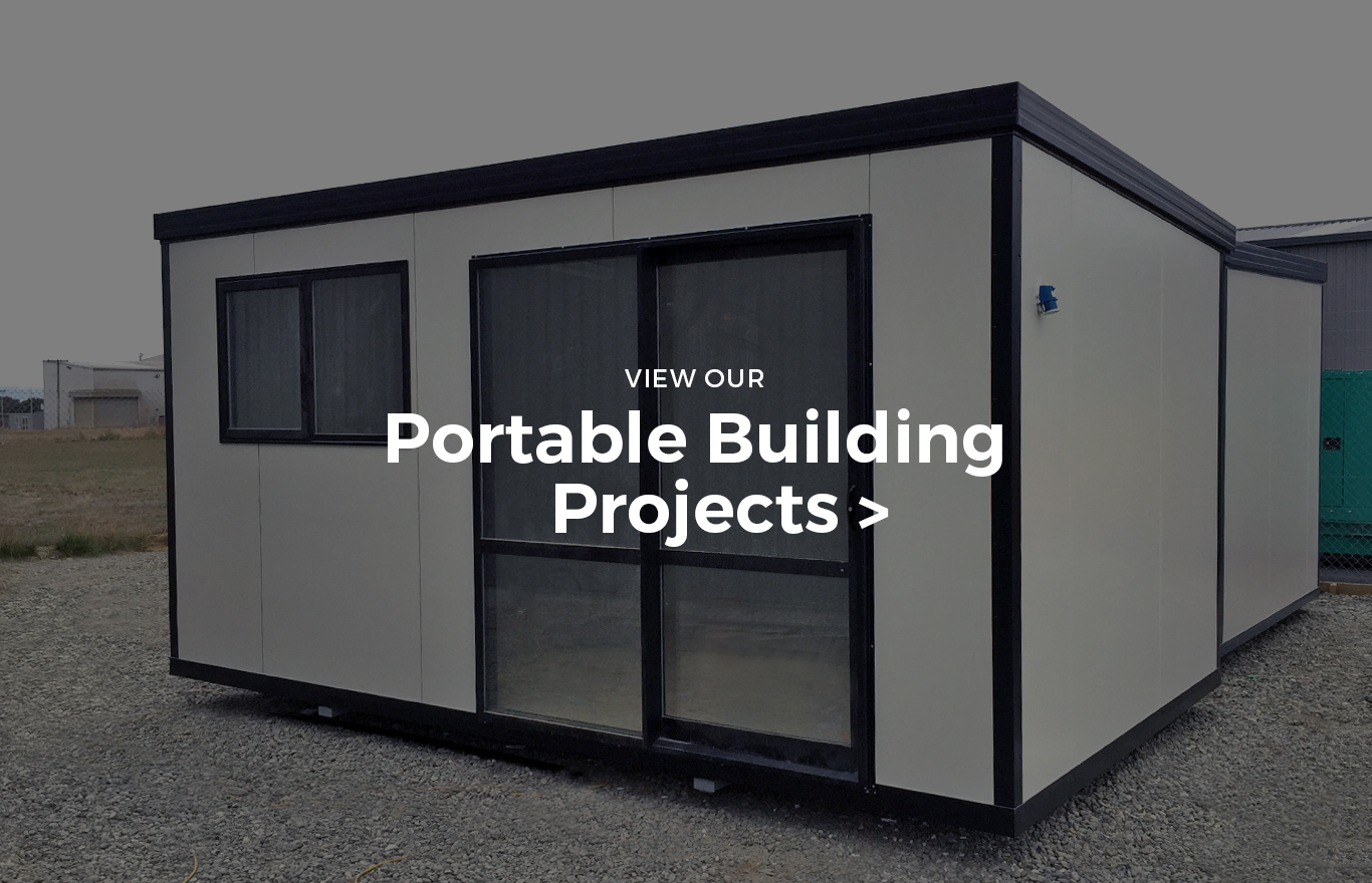 Portable Buildings & Rooms